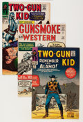 Silver Age (1956-1969):Western, Marvel Silver Age Western Comics Group (Marvel, 1956-72) Condition:Average GD+.... (Total: 59 Comic Books)
