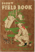 Books:Americana & American History, [Boy Scouts] James E. West and William Hillcourt. Scout FieldBook. Boy Scouts of America, 1957. Twelfth printin...