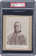 Baseball Cards:Singles (Pre-1930), 1902-11 W600 Sporting Life Cabinet Ty Cobb PSA Authentic. ...