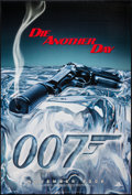 "Movie Posters:James Bond, Die Another Day (MGM, 2002). One Sheet (27"" X 40"") Teaser DS. JamesBond.. ..."