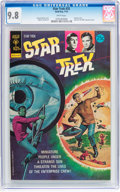 Bronze Age (1970-1979):Science Fiction, Star Trek #25 (Gold Key, 1974) CGC NM/MT 9.8 White pages....