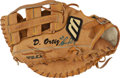 Baseball Collectibles:Others, Circa 2000 David Ortiz Game Used Fielder's Glove....