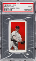"Baseball Cards:Singles (Pre-1930), 1910 E98 ""Set of 30"" Fred Clarke PSA Mint 9 Black Swamp Find. ..."