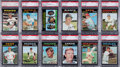 Baseball Cards:Sets, 1971 Topps Baseball High Grade Complete Set (752). ...