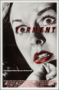 """Movie Posters:Crime, Torment (New World, 1986). One Sheet (27"""" X 41""""). Crime.. ..."""
