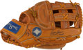 Baseball Collectibles:Others, Circa 1980 Jim Rice Game Used Fielder' Glove....