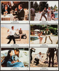 """Movie Posters:James Bond, For Your Eyes Only (United Artists, R-1984). Lobby Cards (6) (11"""" X14""""). James Bond.. ... (Total: 6 Items)"""