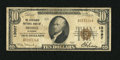 National Bank Notes:Alabama, Mobile, AL - $10 1929 Ty. 1 Merchants NB Ch. # 13097. A wholly original specimen from an old time collection. Fine....