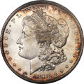 Morgan Dollars, 1878 8TF $1 MS66 PCGS. VAM-21....