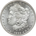 Morgan Dollars, 1893-CC $1 MS63 NGC....