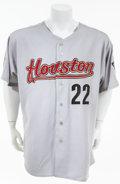 Baseball Collectibles:Uniforms, 2006 Roger Clemens Game Worn Houston Astros Jersey....