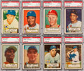 Baseball Cards:Sets, 1952 Topps Baseball Near Set (351/407) - Complete #'s 1-310 Plus 41High Numbers. ...