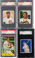 Baseball Cards:Lots, 1948 - 1955 Bowman Baseball Collection (96). ...