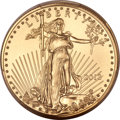 Errors, 2013 $25 Half-Ounce Gold Eagle -- Finned Obverse Rim -- MS69 PCGS....