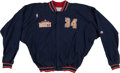 Basketball Collectibles:Others, Early 1970's Denver Nuggets Game Worn Practice & ShootingEnsemble....