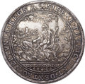 Betts Medals, Betts-Unlisted. 1594 New World Expeditions of Westfriesland.Silver. VF. ...