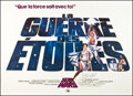 "Movie Posters:Science Fiction, Star Wars (20th Century Fox, 1977). Autographed French DoubleGrande (59"" X 78""). Science Fiction.. ..."