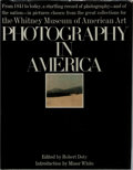 Books:Photography, [Photography] Robert Doty, editor. Photography in America. Ridge Press, 1974. First edition. Illustrated. Publis...