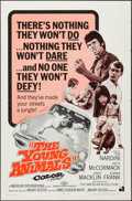 """Movie Posters:Exploitation, The Young Animals and Other Lot (American International, 1968). OneSheets (2) (27"""" X 41""""). Exploitation.. ... (Total: 2 Items)"""