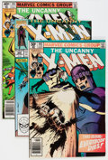 Modern Age (1980-Present):Superhero, X-Men Group (Marvel, 1977-91) Condition: Average VG/FN.... (Total:60 Comic Books)