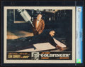 "Movie Posters:James Bond, Goldfinger (United Artists, 1964). CGC Graded Lobby Card (11"" X14""). James Bond.. ..."