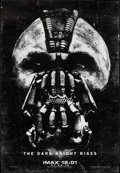 """Movie Posters:Action, The Dark Knight Rises (Warner Brothers, 2012). IMAX Poster (13.5"""" X 19.5""""). Action.. ..."""