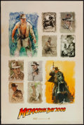 """Movie Posters:Adventure, Indiana Jones and the Kingdom of the Crystal Skull & Others Lot(Paramount, 2008). Mini Posters (2) (13.5"""" X 20"""" & 11.5"""" X 1...(Total: 3 Items)"""