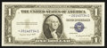 Small Size:Silver Certificates, Fr. 1617* $1 1935G With Motto Silver Certificate Star. Choice Crisp Uncirculated.. ...