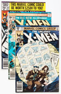 Modern Age (1980-Present):Superhero, X-Men Group (Marvel, 1976-81) Condition: Average FN/VF.... (Total:11 Comic Books)