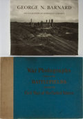 Books:Photography, [Photography] Lot of Two Books Concerning Civil War Photographs. Includes: [Mathew B. Brady and Alexander Gardner] Origina... (Total: 2 Items)