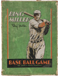 Baseball Collectibles:Others, 1932 Bing Miller Base Ball Game....