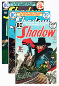 Bronze Age (1970-1979):Miscellaneous, The Shadow Group (DC, 1973-75) Condition: Average VF.... (Total: 8Comic Books)