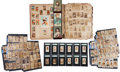 Baseball Cards:Lots, 19th Century Album With Hundreds of Tobacco & Trade Cards -With N172 and N28 Baseball. ...