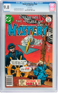 Bronze Age (1970-1979):Horror, House of Mystery #250 (DC, 1977) CGC NM/MT 9.8 White pages....