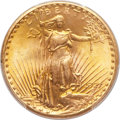 Saint-Gaudens Double Eagles, 1927 $20 MS66+ PCGS....