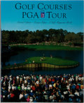 Books:Sporting Books, George Peper. INSCRIBED. Golf Courses of the PGA Tour.Abrams, [circa 1994]. Second edition. Inscribed by the au...