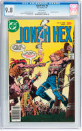 Bronze Age (1970-1979):Western, Jonah Hex #8 (DC, 1978) CGC NM/MT 9.8 White pages....