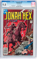 Bronze Age (1970-1979):Western, Jonah Hex #14 (DC, 1978) CGC NM/MT 9.8 Off-white pages....