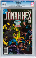 Bronze Age (1970-1979):Western, Jonah Hex #15 (DC, 1978) CGC NM/MT 9.8 White pages....