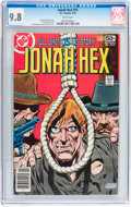Bronze Age (1970-1979):Western, Jonah Hex #16 (DC, 1978) CGC NM/MT 9.8 White pages....