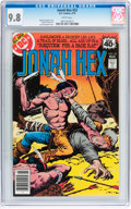 Bronze Age (1970-1979):Western, Jonah Hex #22 (DC, 1979) CGC NM/MT 9.8 White pages....