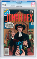 Bronze Age (1970-1979):Western, Jonah Hex #24 (DC, 1979) CGC NM/MT 9.8 White pages....