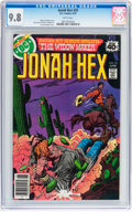 Bronze Age (1970-1979):Western, Jonah Hex #25 (DC, 1979) CGC NM/MT 9.8 White pages....