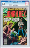 Bronze Age (1970-1979):Western, Jonah Hex #26 (DC, 1979) CGC NM/MT 9.8 White pages....