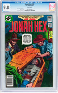 Bronze Age (1970-1979):Western, Jonah Hex #29 (DC, 1979) CGC NM/MT 9.8 White pages....