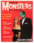 Magazines:Horror, Famous Monsters of Filmland #1 (Warren, 1958) Condition: VG/FN....