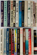 Books:Mystery & Detective Fiction, [Mystery]. Group of 26 Books, Including Mysteries and Other Genres.Various publishers and impressions. Generally very good ... (Total:26 Items)