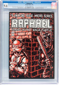 Modern Age (1980-Present):Alternative/Underground, Raphael #1 (Mirage Studios, 1985) CGC NM+ 9.6 Off-white to whitepages....