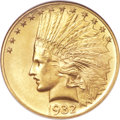 Indian Eagles, 1932 $10 MS66 NGC....