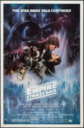 "Movie Posters:Science Fiction, The Empire Strikes Back (20th Century Fox, 1980). One Sheet (27"" X 41"") Style A. Science Fiction.. ..."